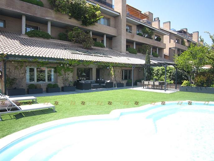 La Finca, urbanizacion Paseo del Hontanar, venta  Bajo con jardin  (4)